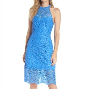 Lilly Pulitzer Kenna Lace Dress NWT 12